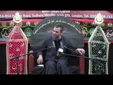Ashura Majlis | Ayatullah Sayed Aqeel Algharavi | Muharram 1438/2016