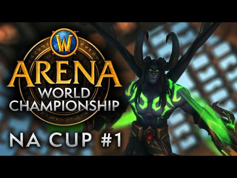 AWC NA Cup 1 | Top 8 Full VOD