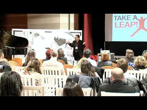 TEDxSabanciUniversity - Ahmet mit