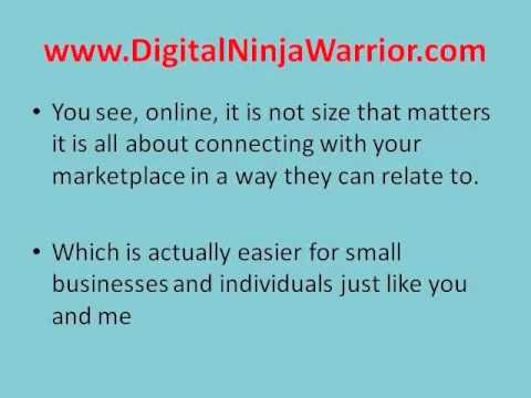 Information Products Business - Make Money Online - Video Training Course