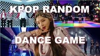 [NEW+OLD] KPOP RANDOM DANCE GAME - WITHOUT COUNTDOWN