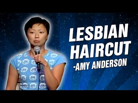 Amy Anderson : Lesbian Haircut | (Stand Up Comedy)