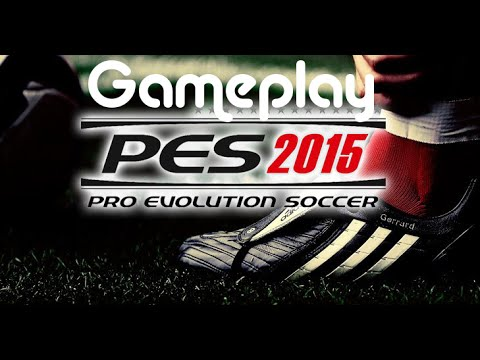 PES 2015 Gameplay off-screen