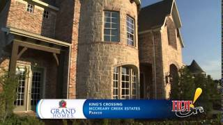 Grand Homes in Parker, TX