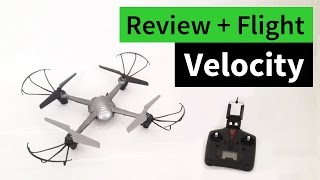 Propel Velocity HD Streaming Video Drone  - Review and Flight