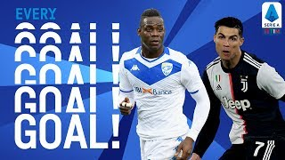 Lazio Hand Juve First Defeat of Season & Balotelli Scores Again! | EVERY Goal R15 | Serie A TIM