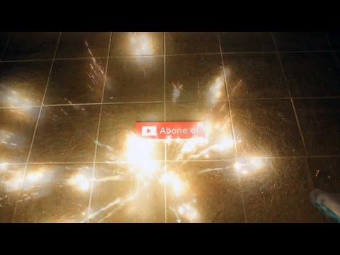 Çakmaktan Havaifişek Nasıl Yapılır? (How To Make Mini Fireworks With Lighter) ENG SBT