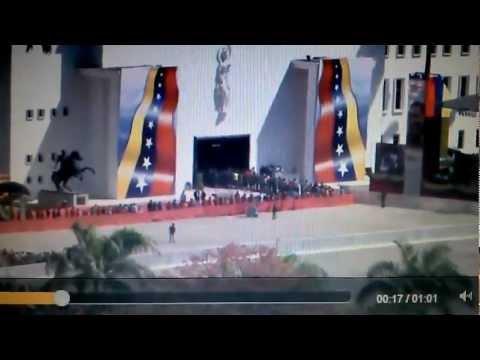 Embalsamar  el cuerpo de Chavez anuncio Nicolas Maduro