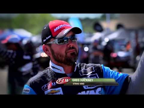 2014 FLW TV Show - Sam Rayburn Reservoir