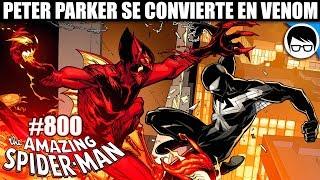 SPIDER-VENOM VS RED GOBLIN | The Amazing Spiderman #800 (Parte 1) | COMIC NARRADO