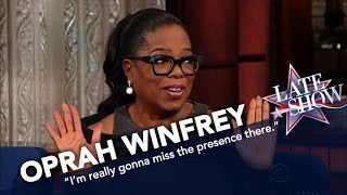 Oprah Winfrey On Michelle Obama: She Has Meant So Much To Me