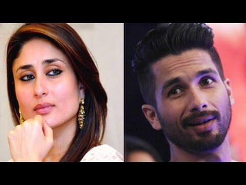 Kareena Kapoor's Shocking Reaction On Ex-boyfriend Shahid Kapoor's Wedding News video