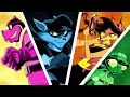 Sly Cooper Saga | Full Movie