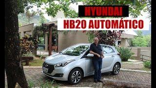 Hyundai HB20 1.6 automático 2019 - Teste com Emilio Camanzi