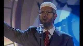 Dr. Zakir Naik' great answer to christian.