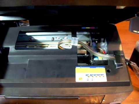 EPSON TX220 PRESENTACIÓN Y RESET DE CHIP SISTEMA SISTEMAS Z