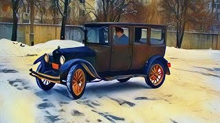 1924 Studebaker Light Six