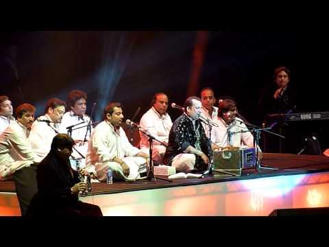Surili Akhiyon Wale -  Rahat Fateh Ali Khan London O2 2013
