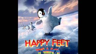 Happy Feet 2 soundtrack - Under Pressure with lyrics