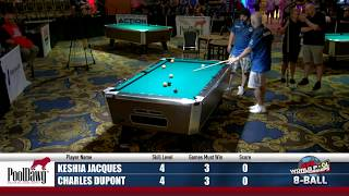 2018 World Pool Championships - 8-Ball World Championship - Biggelbach's vs. Sharktank - 1