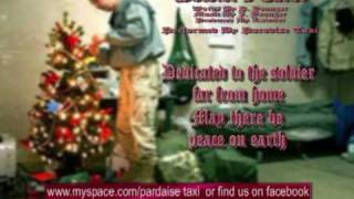 Soldier's Carol by Paradise Taxi-Christmas Song for the Troops (Full Arrangement)