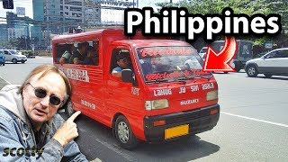 What Cars are Like in the Philippines