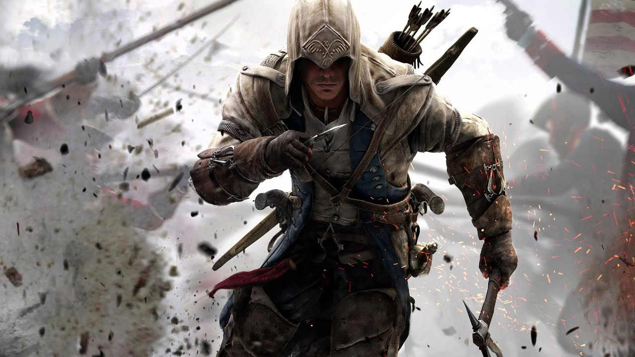 Assassin 39 s creed 3 connor 39 s story trailer music lorne balfe connor 39 s story youtube - Assassin s creed pictures ...
