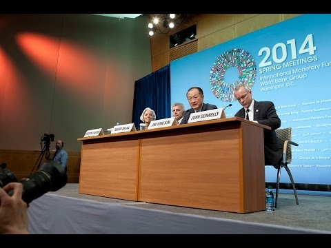 Development Committee Press Conference: Strong Endorsement for World Bank Group