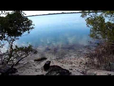 6 Tern Lane Geiger Key FL Florida Keys Navy water view from thier lot