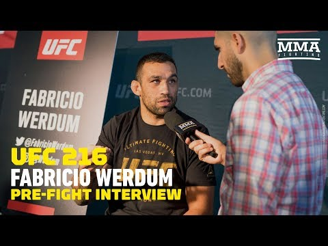 Fabricio Werdum on Flap with Tony Ferguson, Defends Relationship with Ramzan Kadyrov - MMA Fighting