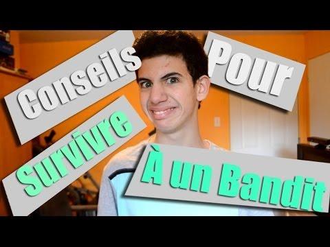 Massi – Vlog – Conseils pour survivre à un bandit