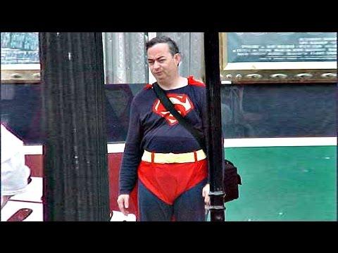 Супермен vs Д'артаньяна ► Аферисты в сетях