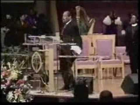 Bishop G. E. Patterson -  You Better Dance Bishop
