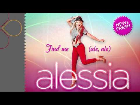 Sonerie telefon » Alessia – Find me (ale, ale) NEW SINGLE TEASER