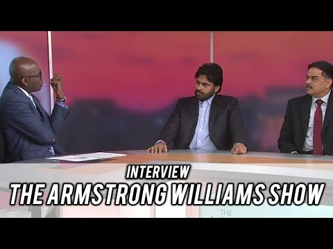 Interview: Sri Pawan Kalyan on 'The Armstrong Williams Show' in Washington D.C | JanaSena Party