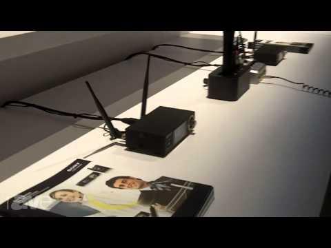 InfoComm 2013: Sony Shows DWZ Series Wireless Products