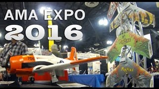 2016 AMA EXPO Academy of Model Aeronautics RC Convention