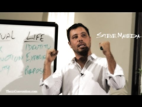 Sex, Seduction, & Sexuality | Steve Mayeda | Full Length Hd video