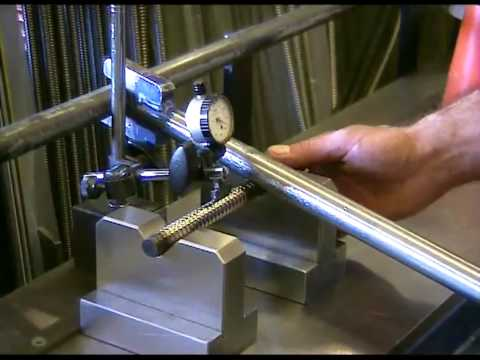 Rollco - Ball Screw machining