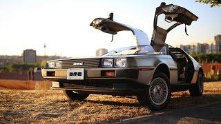 Video DeLorean DMC-12 en Madrid - Parte 1