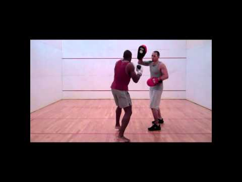 Savate and Muay Thai combos Image 1