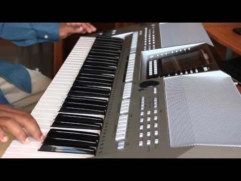 Hitha Dura Handa - Yamaha Psr S910 video