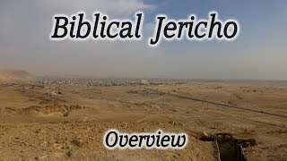 Video: Prophet Joshua in Jericho, Mount of Temptation - HolyLandSite