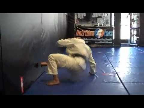 BJJ Wall Drills Trailer Image 1