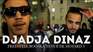 Djadja et Dinaz - Freestyle Booska Tenue de Motard 3
