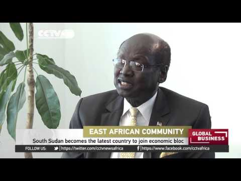 South Sudan becomes the latest country to join East African Community
