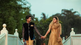 Vijay TV Azhar & Jajitha | Most Awaited Wedding Film | ISWARYA PHOTOS