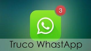 Truco Secreto Para Grupos De WhatsApp