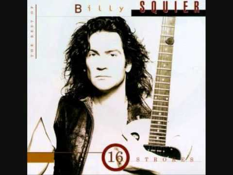 In The Dark by Billy Squier, with lyrics