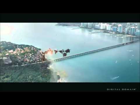 iron man 3 VFX